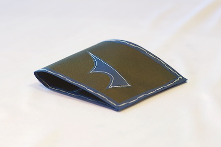 Pointy Spendy Wallet lying down