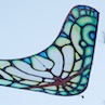 morpho glider kite by windfire designs